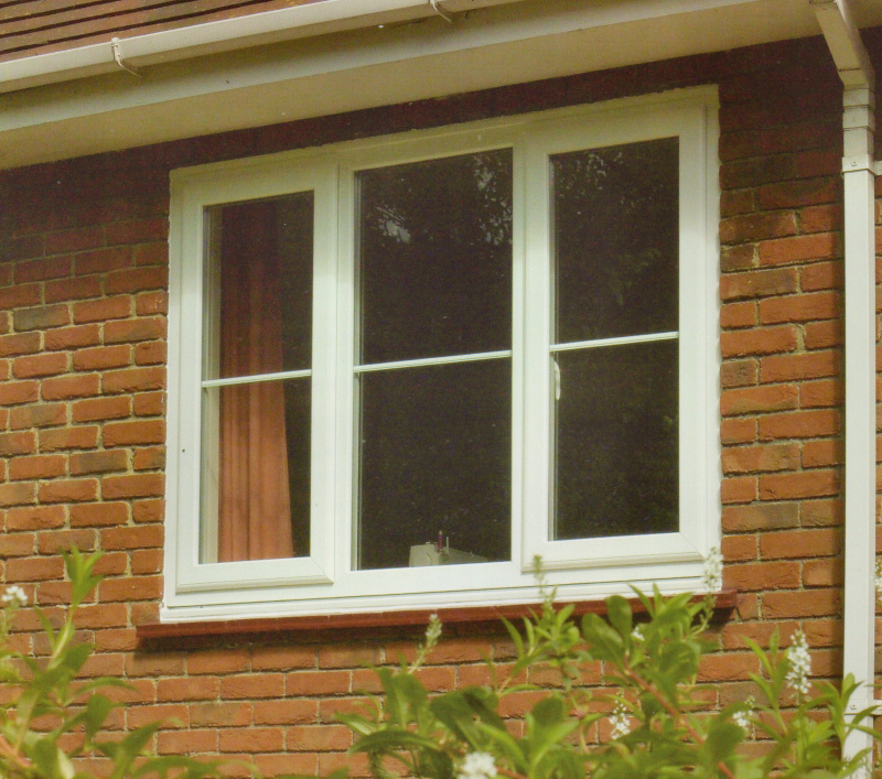 new upvc white double glazing cardiff by Discount UPVC Windows