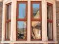 Brown UPVC windows and double glazing in Cardiff by Discount UPVC Windows, Cardiff