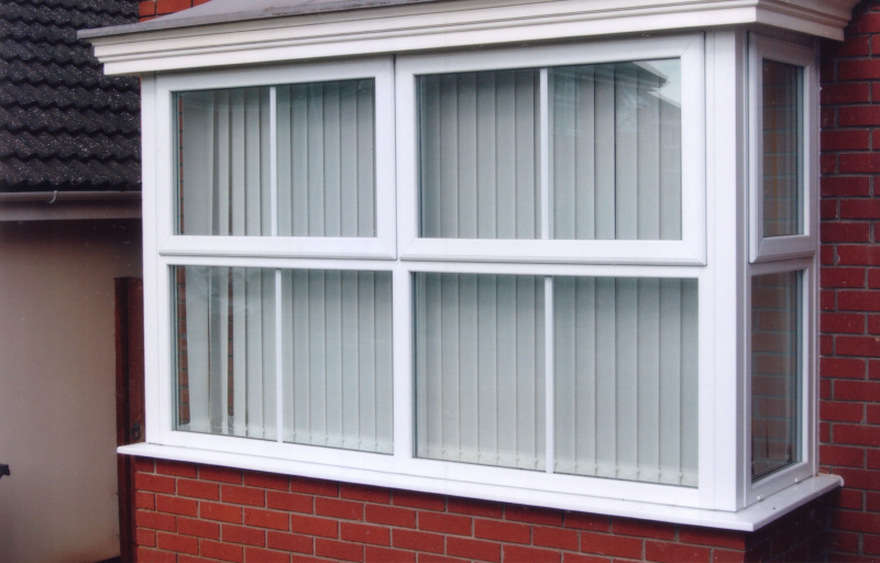 white UPVC Windows in Cardiff -double glazing by Discount UPVC Windows